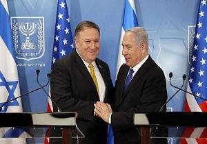 گفتگوی مایک پمپئو و نتانیاهو درباره برنامه موشکی ایران در بلژیک