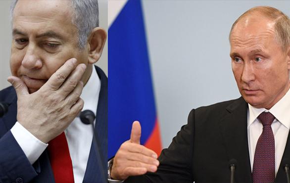 ماجرای سیلی پوتین به صورت نتانیاهو/هرانچه باید از واضح ترین پدیده قابل مشاهده منطقه در عرصه میدانی و سیاسی بدانید+تصاویر