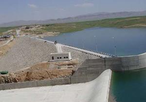 میزان آب در ۵ سد فارس منفی است