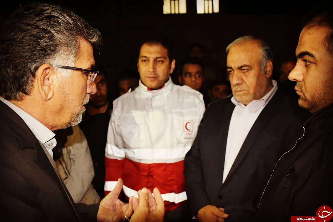 نگاهی به سوابق مدیرعامل جدید هلال احمر استان کرمانشاه/تایید حکم مدیریت پس از یک ماه
