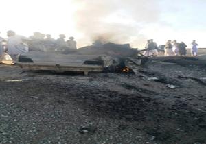 قاچاق سوخت در جادههای سیستان وبلوچستان همچنان قربانی میگیرد/۵ نفر در آتش سوختند