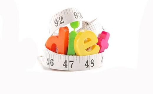 بدون هزینه لاغر شوید و وزن کم کنید + برنامه غذایی هفته اول