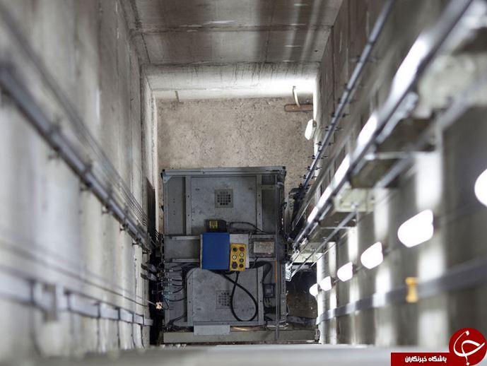 چگونه هنگام سقوط آسانسور زنده بمانیم؟+ فیلم