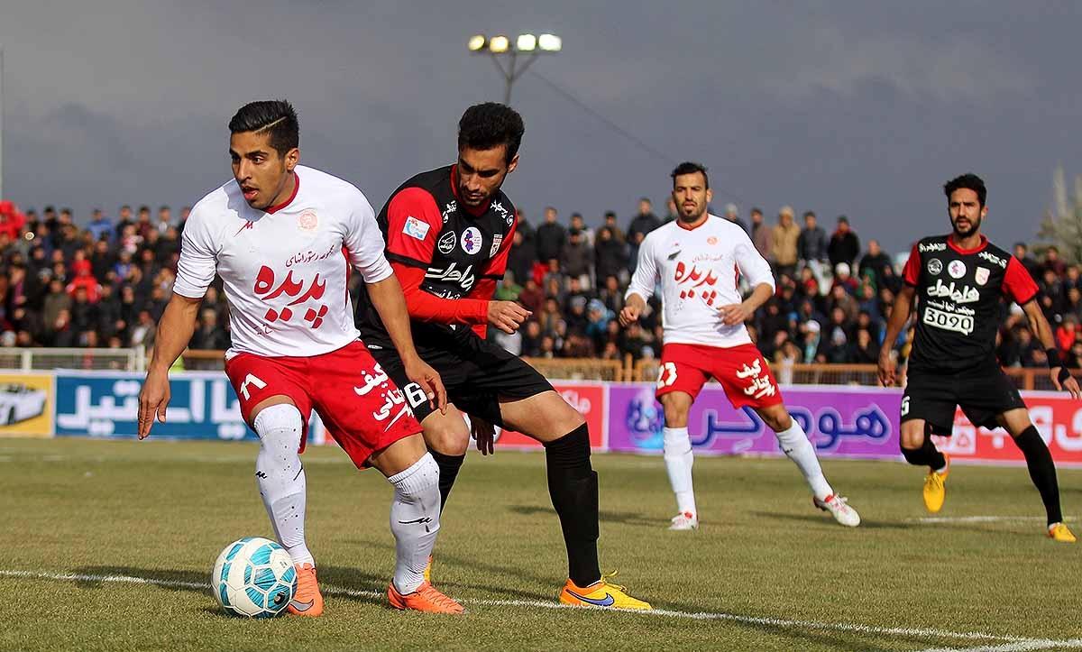 هفته پانزدهم لیگ برتر فوتبال
