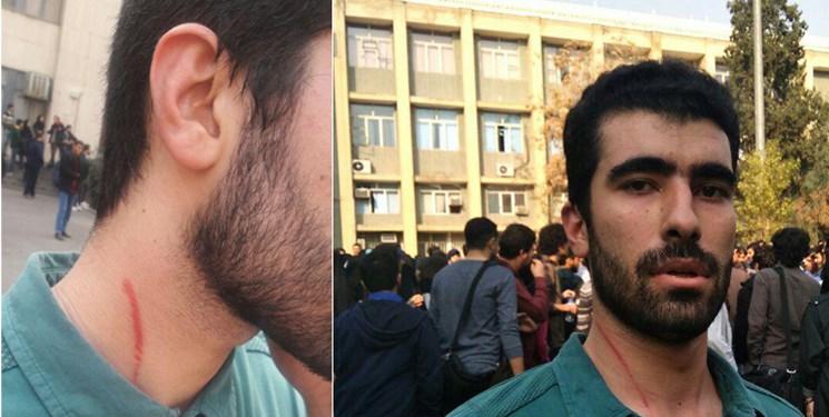 مصادره دانشجوی بسیجی توسط آمدنیوز!