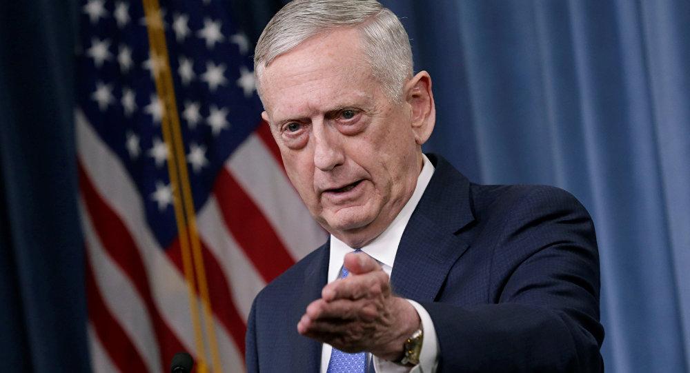 جیمز ماتیس: جامعه جهانی باید برای پایان جنگ افغانستان تلاش کند!