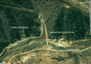 تصاویر ماهوارهای ادامه توسعه برنامه موشکی کره شمالی را نشان میدهند