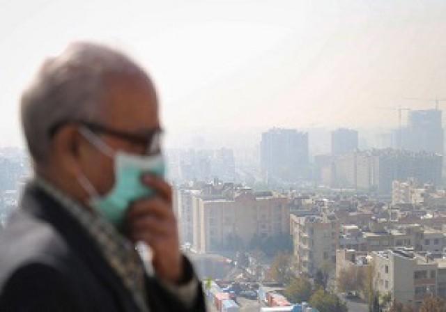 هوای تهران با شاخص ۱۳۱ همچنان ناسالم برای گروههای حساس