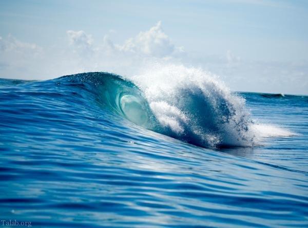 چرا آب دریا قدرتمند است؟
