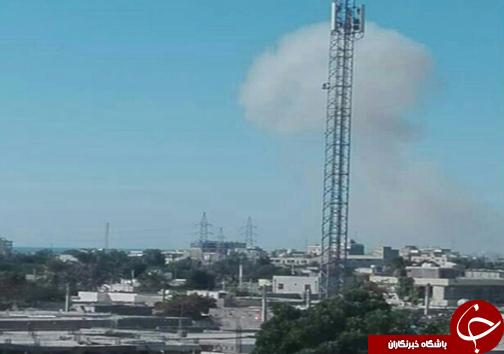 ویدئویی از لحظات پس از انفجار خودرو بمب گذاری شده در چابهار