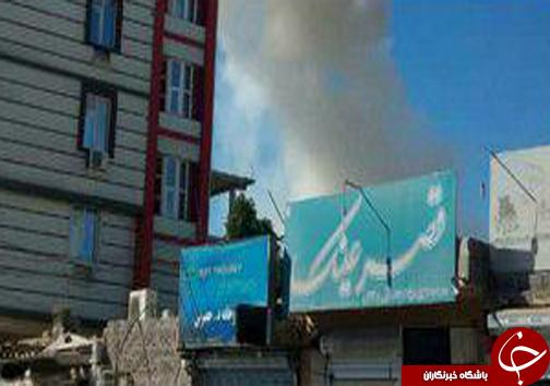 حادثه تروریستی در شهرستان چابهار/ 3 نفر شهید شدند+ فیلم وعکس