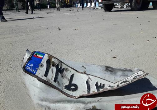 حادثه تروریستی در شهرستان چابهار + فیلم و تصاویر