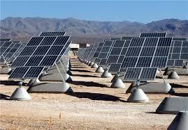 بهره برداری از نیروگاه خورشیدی در رفسنجان