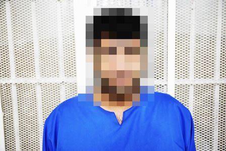 جزئیات دستگیری مرد آتش افروز + عکس