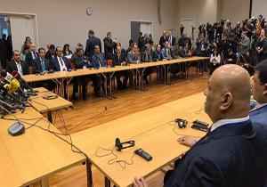 مذاکرات صلح یمن در سوئد آغاز شد