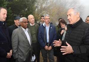 نتانیاهو: احتمال عملیات اسرائیل در خاک لبنان وجود دارد