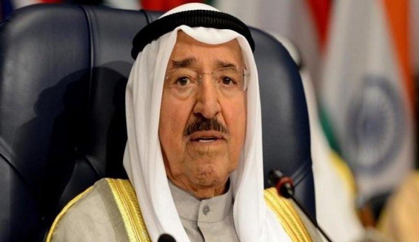 پیام تسلیت امیر کویت در پی حادثه تروریستی چابهار