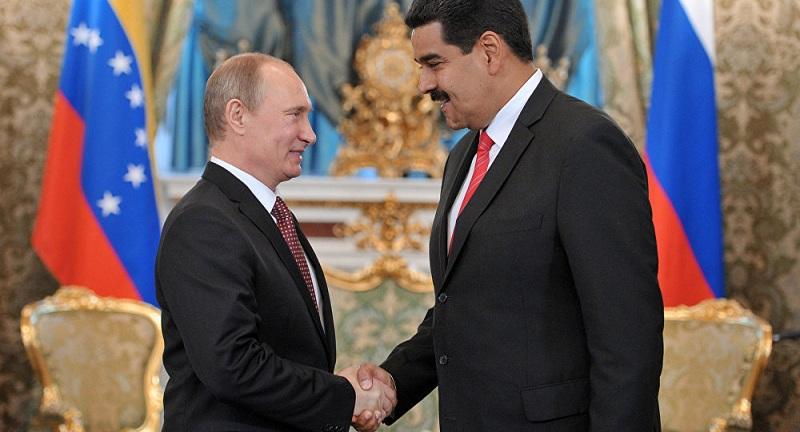 سرمایهگذاری ۶ میلیارد دلاری روسیه در ونزوئلا