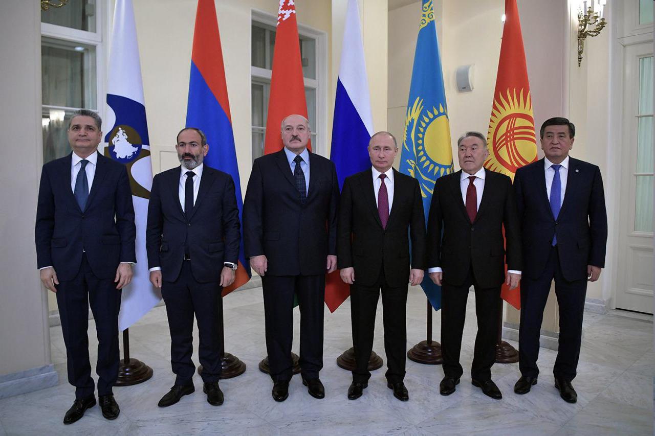 تایید موافقتنامه اوراسیا برای محدوده آزاد تجاری با ایران