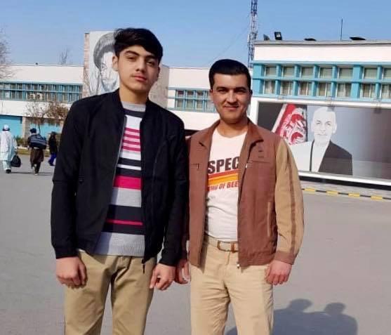حضور دو ورزشکار افغانستانی در مسابقات بین المللی شنا در چین