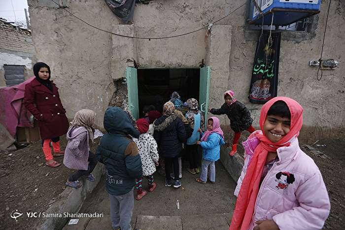 ارائه خدمات جهادی درمانی به منطقه محروم مرتضی گرد و روستای لهک