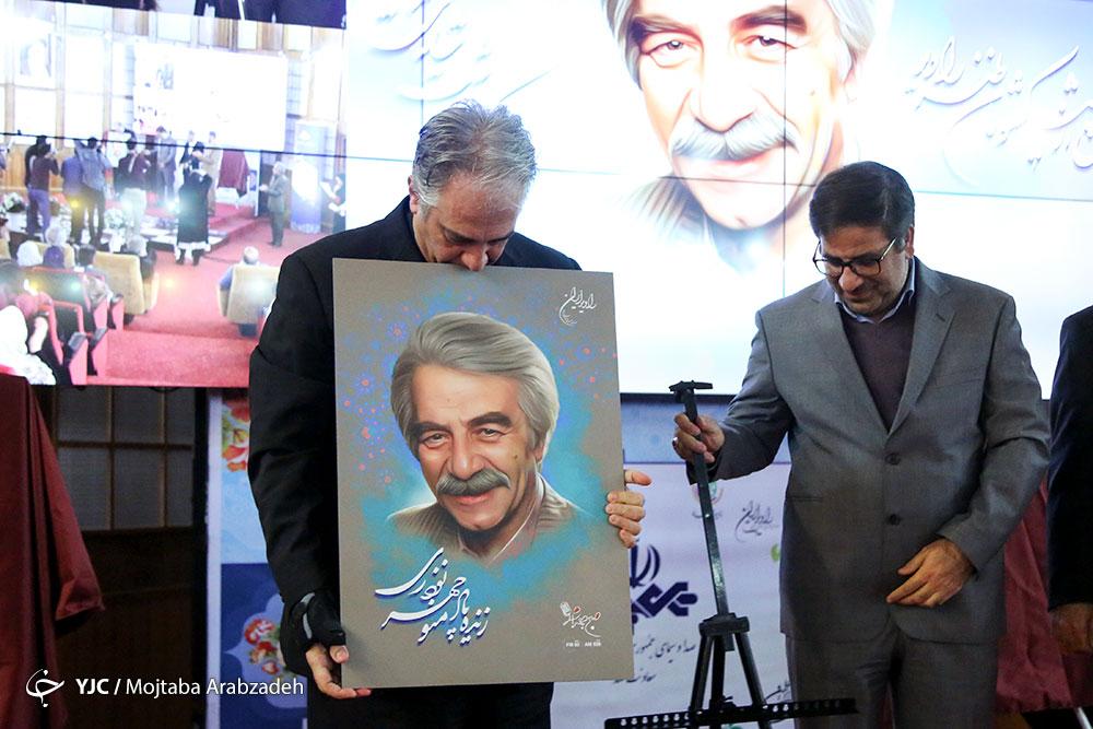 مردی که «آقای خنده ایران» لقب گرفت/ چه توفیقی از این بهتر که خلقی را بخندانی