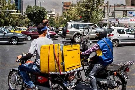 جریمه موتورسواری بدون کلاه ایمنی چقدر است