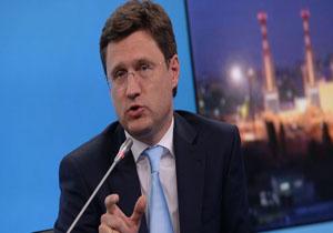 تاکید وزیر انرژی روسیه بر کاهش تولید نفت