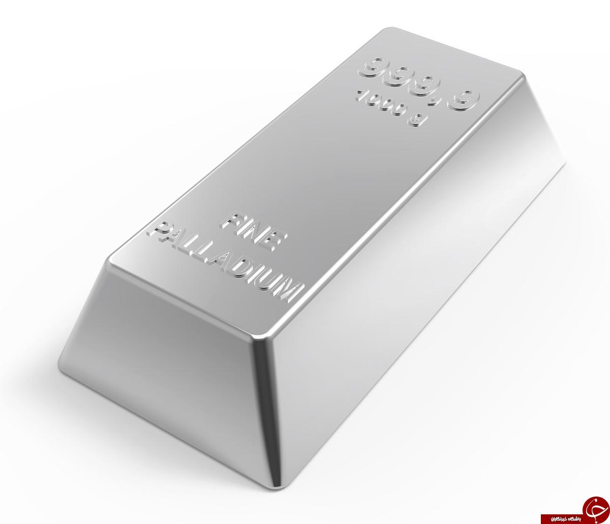 با پالادیوم؛ یکی از گرانترین فلزات دنیا آشنا شوید! / معرفی کاربردهای اعجاب انگیز پالادیم؛ از دندان پزشکی تا الکترونیک!