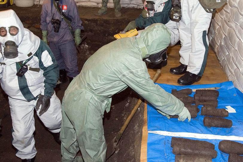 روسیه: شواهد غیرقابل انکاری از حمله شیمیایی تروریستها به حلب در اختیار داریم