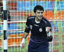 ملی پوش بوشهری نامزد بهترین دروازهبان فوتسال جهان