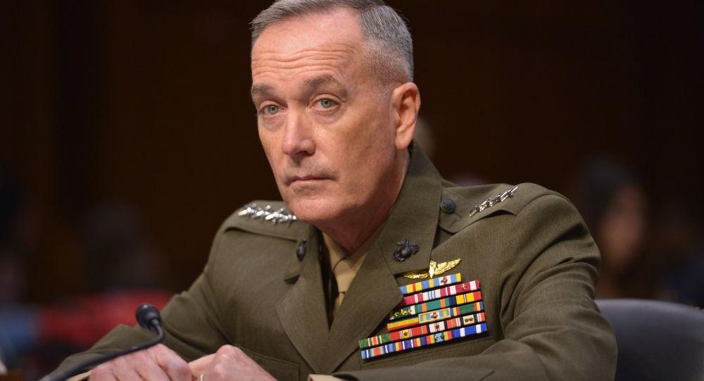 تاکید رئیس ستاد مشترک ارتش آمریکا بر حضور طولانی مدت در افغانستان و منطقه