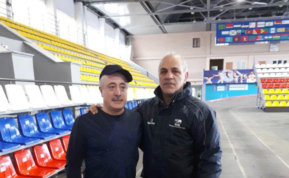 میرعمادیان: روس ها اعتراضمان را به تغییر قوانین در مسابقات آلانز قبول نکردند