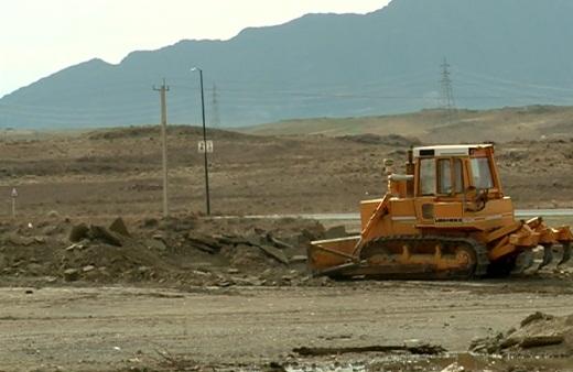 احداث پارکینگ خودروهای سنگین در خمین کمک به آرامش مردم