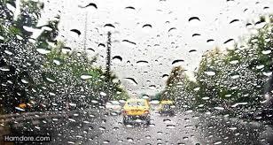 بارندگی در خراسان رضوی
