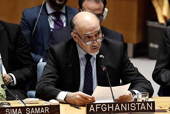 استقبال کابل از تصویب قطعنامه سازمان ملل در حمایت از افغانستان