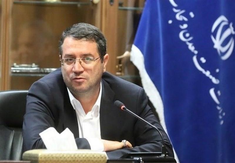 وزیر صنعت، معدن و تجارت وارد تبریز شد