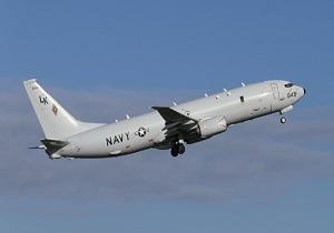 پرواز هواپیمای جاسوسی آمریکا بر فراز پایگاههای روسیه در بندر طرطوس
