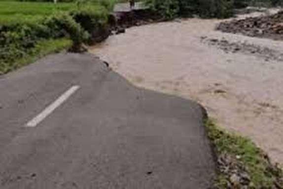 باشگاه خبرنگاران - تخریب جاده های ارتباطی عشایر در پی بارش های چند روز اخیر