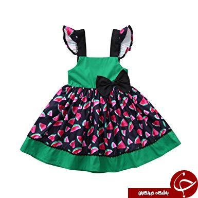 جدیدترین مدل های لباس شب یلدا برای کودکان 1397