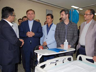 بیش از ۵۰ هزار دیالیز ماهانه در استان بوشهر انجام میشود