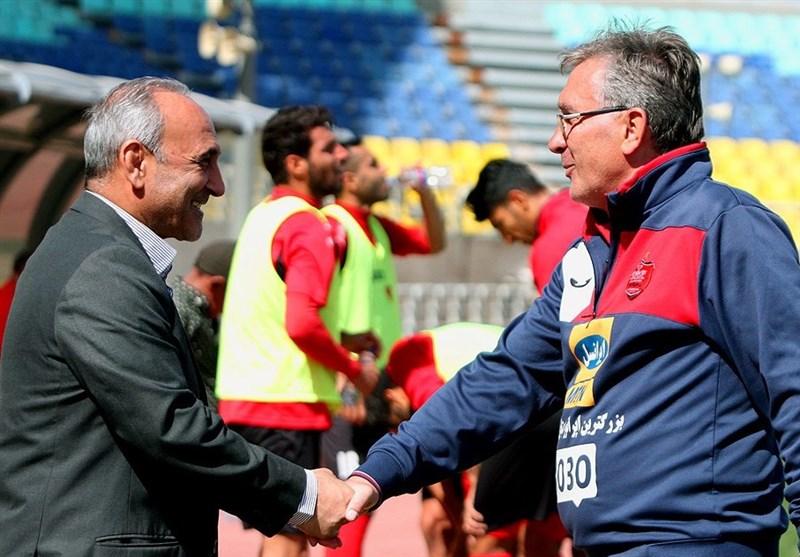 نشست برانکو با گرشابی/ مدیرعامل پرسپولیس با اعضای تیم خداحافظی کرد؟