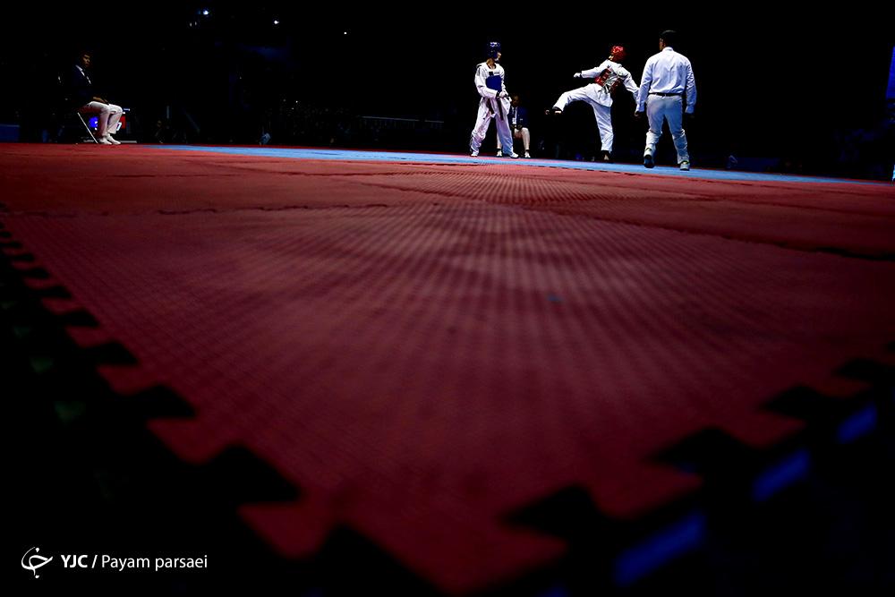 تاپ ساعت 12 شب /////کار سخت ملی پوشان تکواندو برای کسب سهمیه المپیک ۲۰۲۰ توکیو