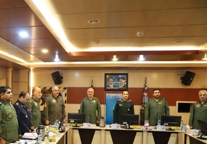 بازدید تیم ارزیابی ستاد کل نیروهای مسلح از پایگاه وحدتی نهاجا
