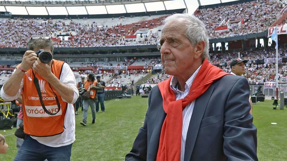 اذعان رئیس ریورپلاته به افزایش حضور هواداران در سانتیاگو برنابئو