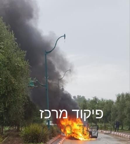 یک کشته بر اثر انفجار خودرو در فلسطین اشغالی