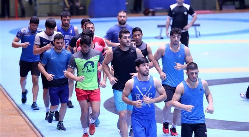 غلامرضا محمدی 36 آزادکار را به خط کرد/دعوت بازنشسته ها به تیم ملی