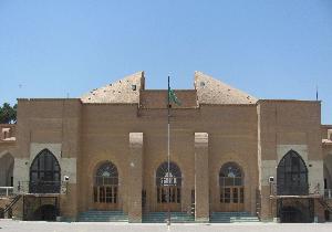 بازدید مدیران متوسطه دوم ناحیه سه استان فارس از دبیرستان ایرانشهر یزد