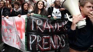 اعتراضات جنبش ضدسرمایهداری در فرانسه به مرز ایتالیا رسیدند