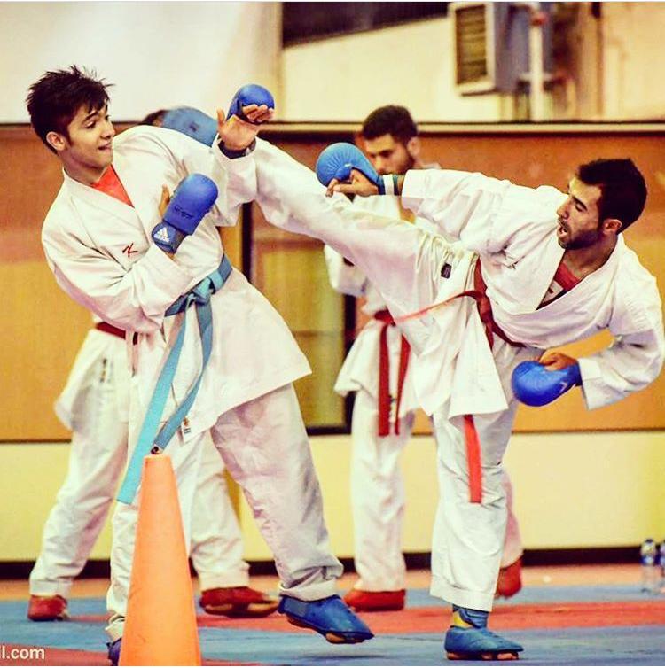 کاراته کا فارس در رده بندی لیگ جهانی
